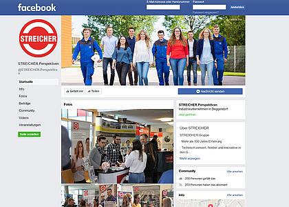 streicher-perspektiven.de on Facebook