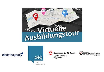 Virtuelle Ausbildungstour