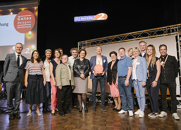 """TfK – Technik für Kinder e. V. is winner of """"Gutes Beispiel 2019"""""""