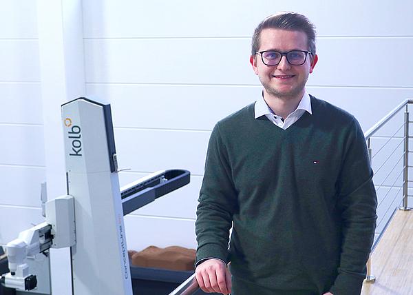 Martin Eder – Maschinenbau-Ingenieur