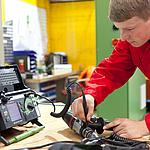 Elektroniker (m/w/d), Fachrichtung Betriebstechnik