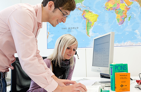 Fremdsprachen-Industriekaufleute (m/w/d)