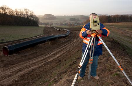 Surveying technician (m/f/d)