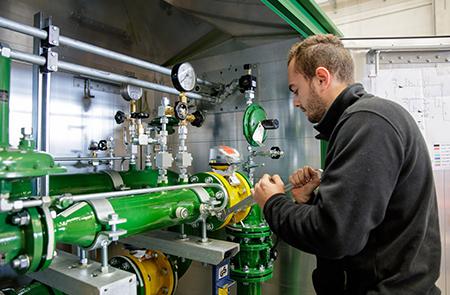 Anlagenmechaniker (m/w/d), Fachrichtung Anlagenbau