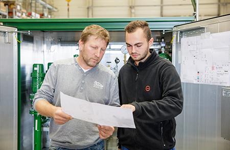 Anlagenmechaniker (m/w/d), Fachrichtung Sanitär-, Heizungs- und Klimatechnik