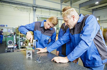 Feinwerkmechaniker (m/w/d), Fachrichtung Maschinenbau
