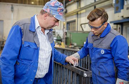 Konstruktionsmechaniker (m/w/d), Fachrichtung Ausrüstungstechnik