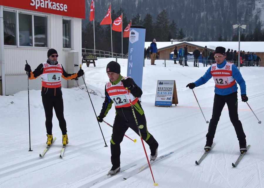 Endurance and precision – the STREICHER Biathlon